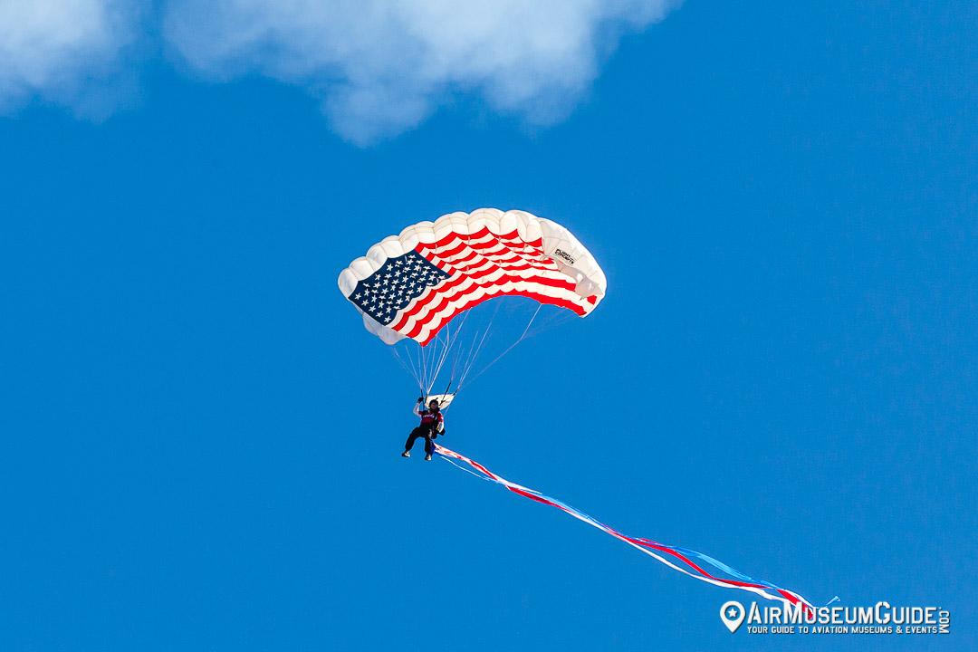 Lucas Oil Skydiver Team