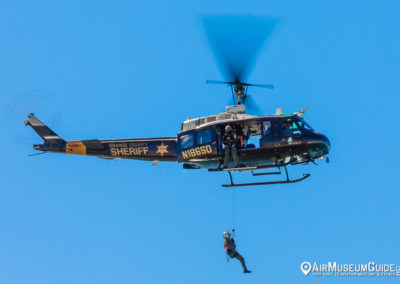 "Bell UH-1H Iroquois ""Huey"" - OC Sheriff"