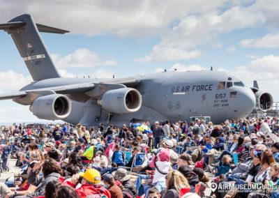 Boeing C-17 Globemaster III - LA County Air Show