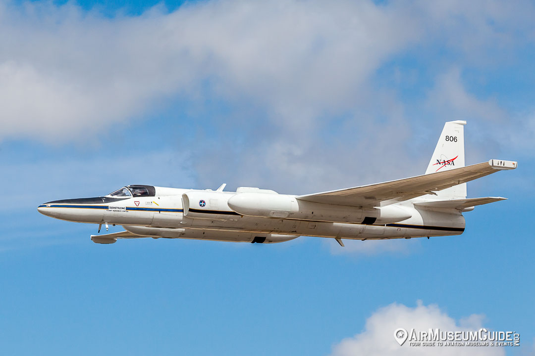 NASA ER-2 High-Altitude Airborne Science Aircraft (Lockheed U-2)