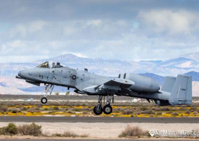 Fairchild Republic A-10 Thunderbolt II- LA County Air Show