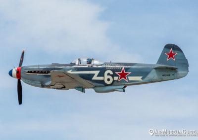 Yakovlev Yak-3 - CAF Southern California Wing