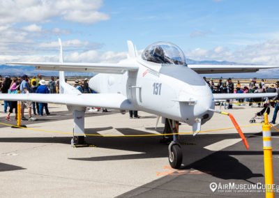 Scaled Composites ARES experimental aircraft