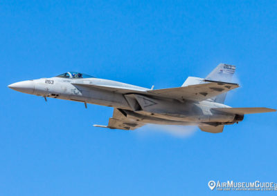 Boeing F/A-18E Super Hornet - Navy Demonstration Team
