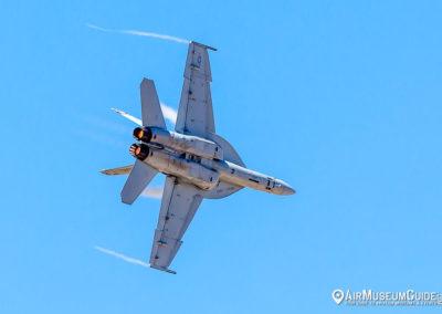 Boeing F/A-18E Super Hornet - Navy Demonstration Team