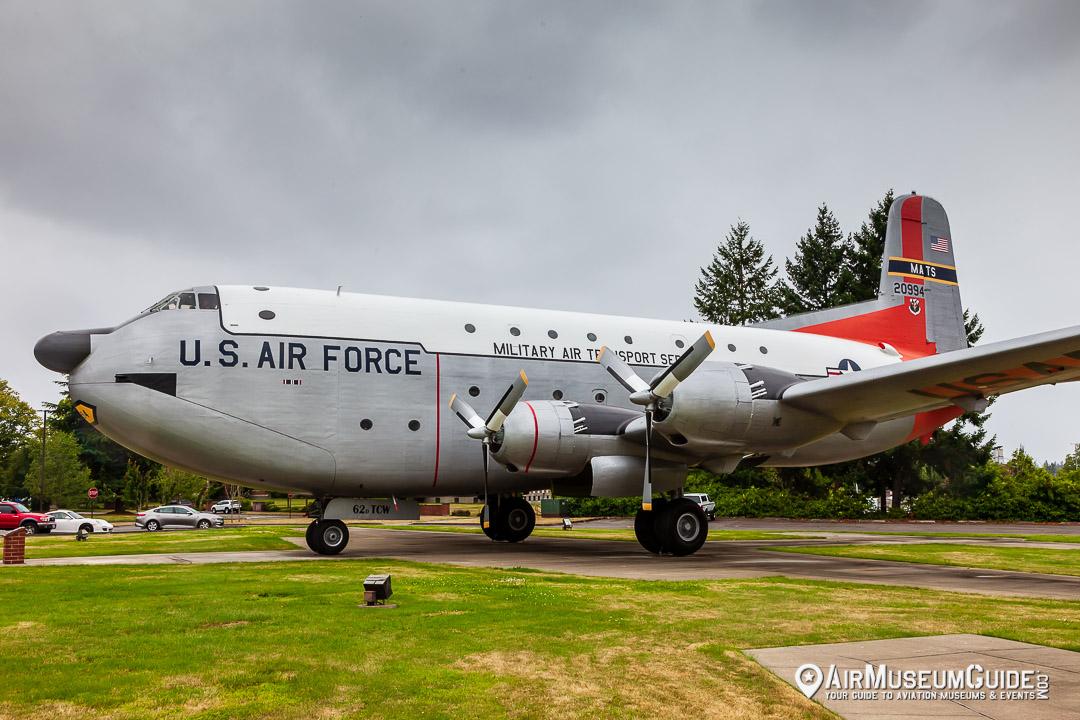 Douglas C-124C Globemaster II (52-0994)