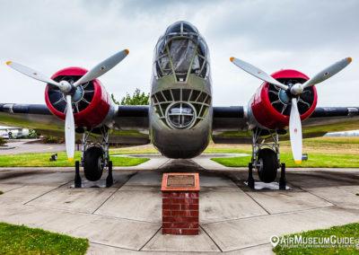 Douglas B-18A Bolo (37-505)