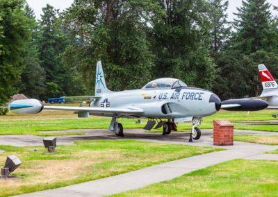 Lockheed T-33A Shooting Star (58-2106)