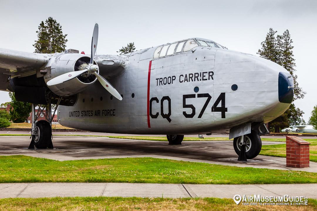 Fairchild C-82A Packet (48-0574)