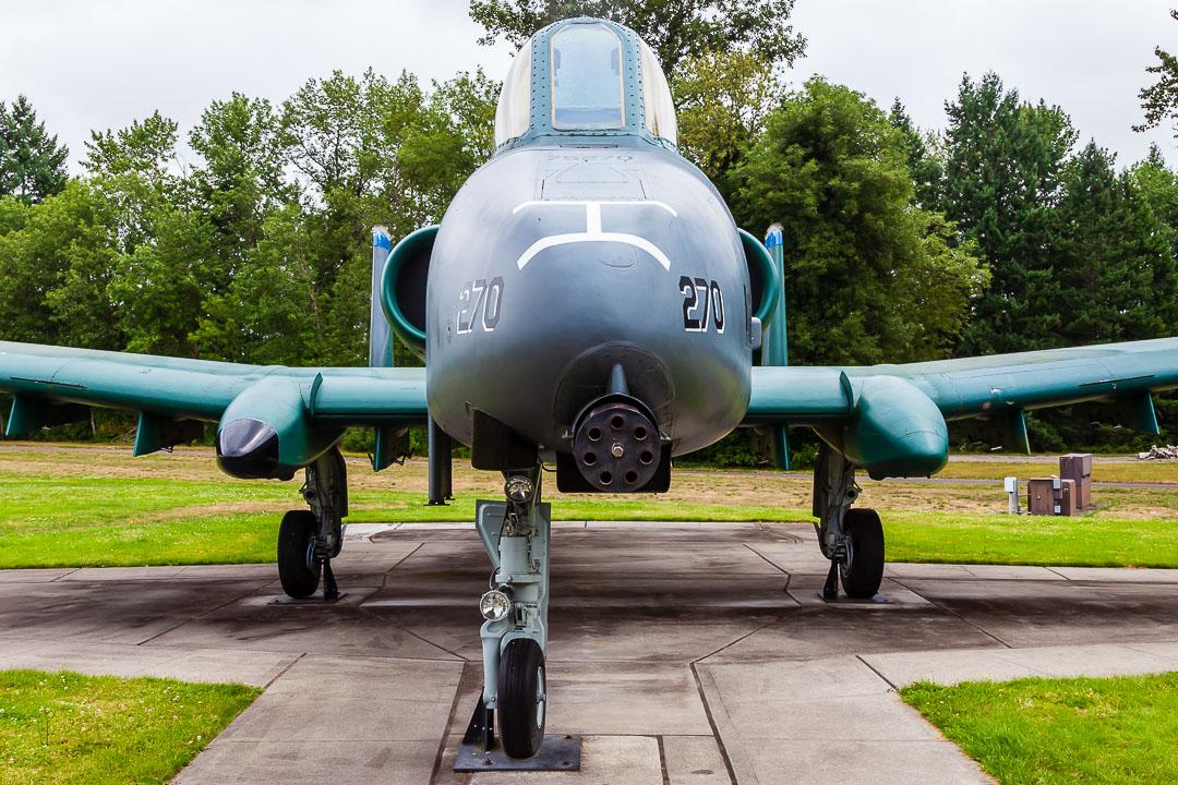 Fairchild Republic A-10A Thunderbolt II (75-0270)