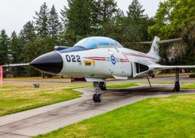 McDonnell CF-101F Voodoo (101022)