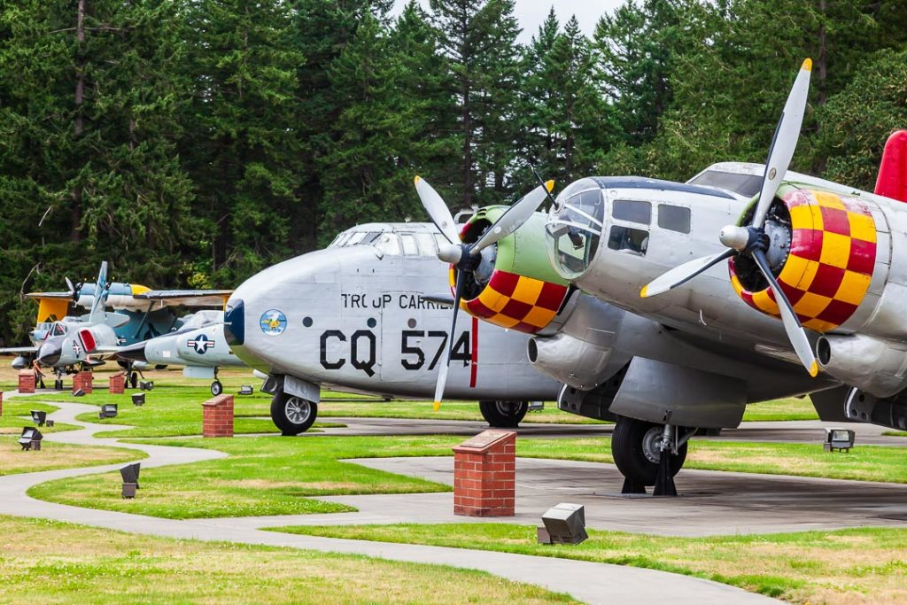 McChord Air Museum Heritage Hill Airpark