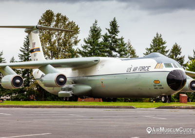 Lockheed C-141B Starlifter (65-0277)