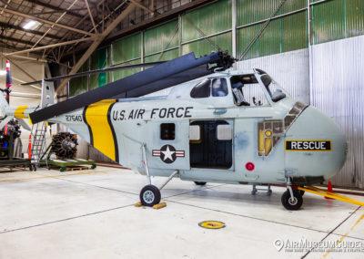 Sikorsky UH-19G Chickasaw