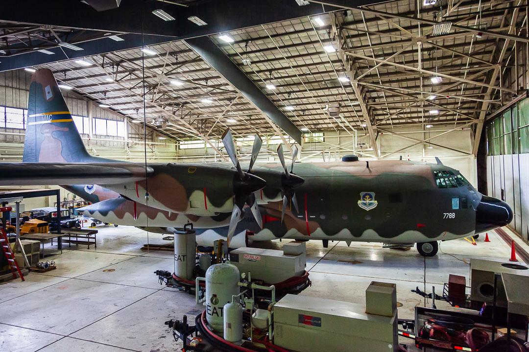 Lockheed C-130E Hercules (62-1789)