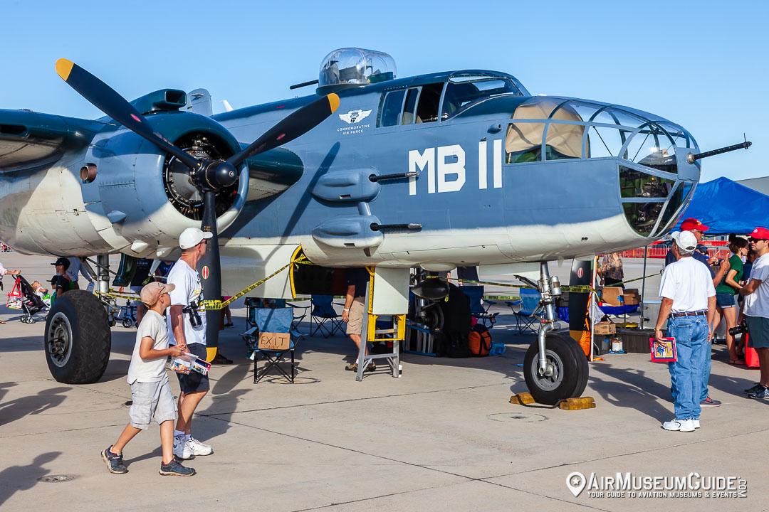 North American PBJ-1J (B-25 Mitchell)