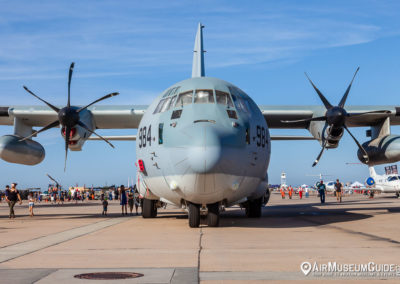 Lockheed KC-130J Hercules airtanker