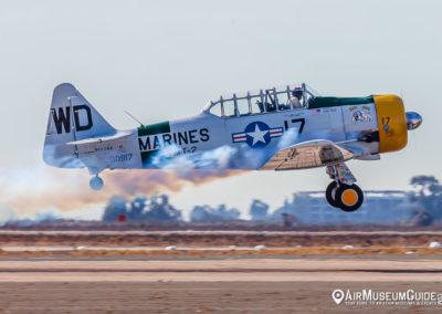 "North American SNJ-5 Texan ""War Dog"""