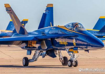 McDonnell Douglas F/A-18C Hornet - Blue Angels
