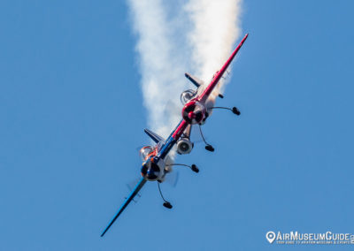 Jeff Boerboon in Yak-110