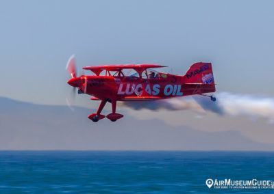 Lukas Oil Michael Wiskus in Pitts S-1-11B Super Stinker
