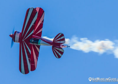 Sammy Mason in Pitts S-1S