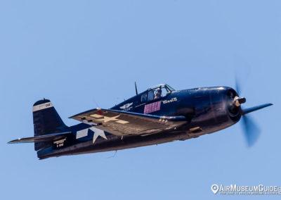 """Grumman F6F-5 Hellcat """"Minsi III"""" - SoCal CAF"""