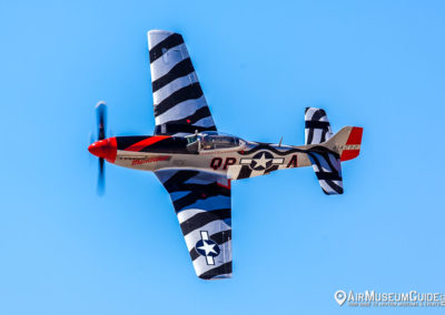 """North American P-51D Mustang """"Man'O'War"""" - SoCal CAF"""