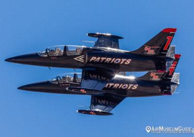 Aero L-39C Albatros - Patriots Jet Team