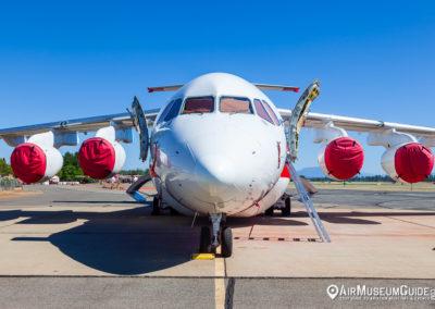 Avro RJ85A