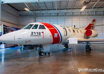 Dassault HU-25B Guardian