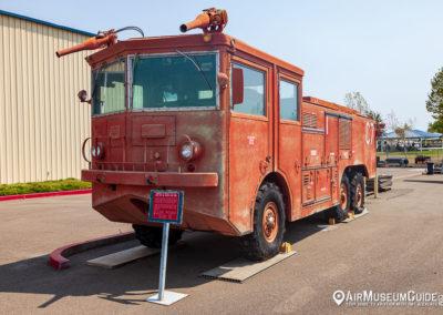 American LaFrance Type 0-11A Fire Truck