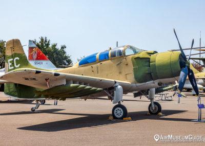 Douglas A1-E Skyraider
