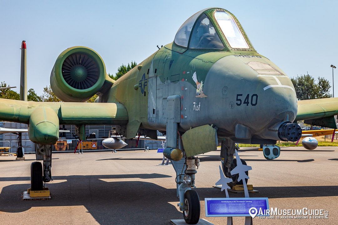Republic A-10A Thunderbolt II