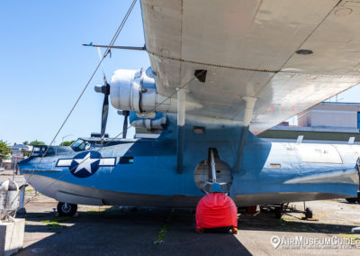 "Consolidated PBY-5A ""Gerral's Girl"""