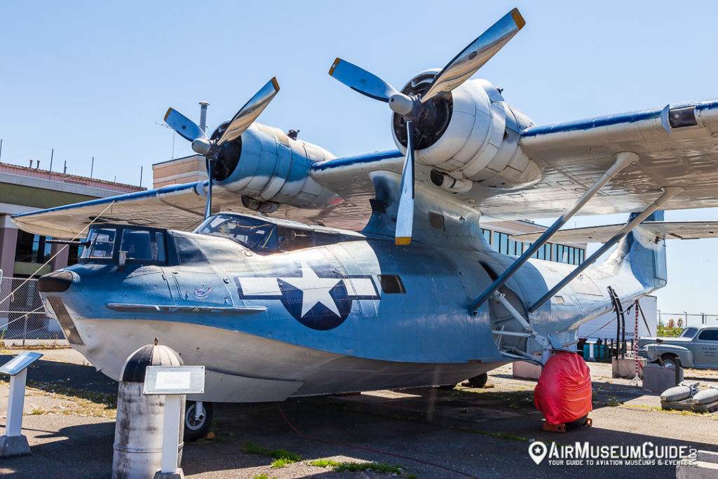 """Consolidated PBY-5A """"Gerral's Girl"""""""