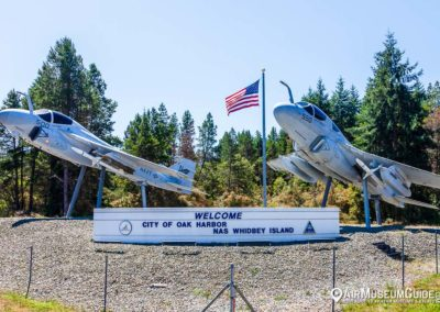 Grumman A-6E Intruder & Grumman EA-6B Prowler