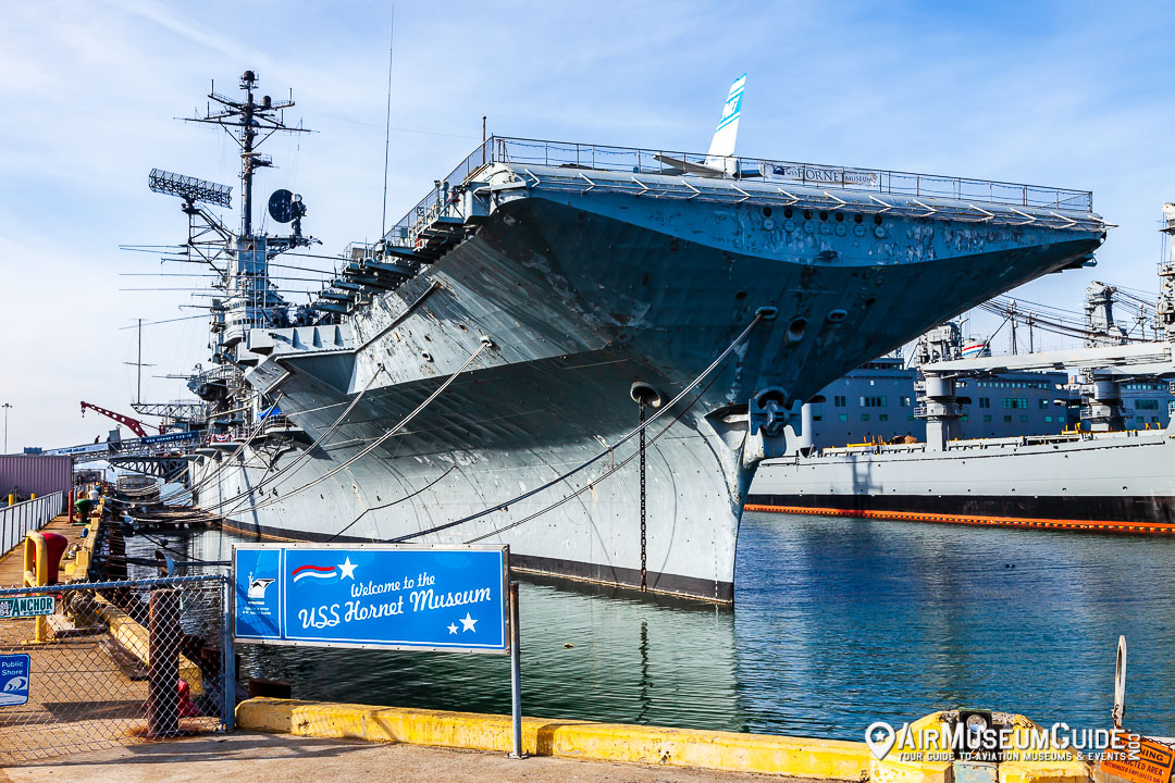 USS Hornet (CV-12) Museum