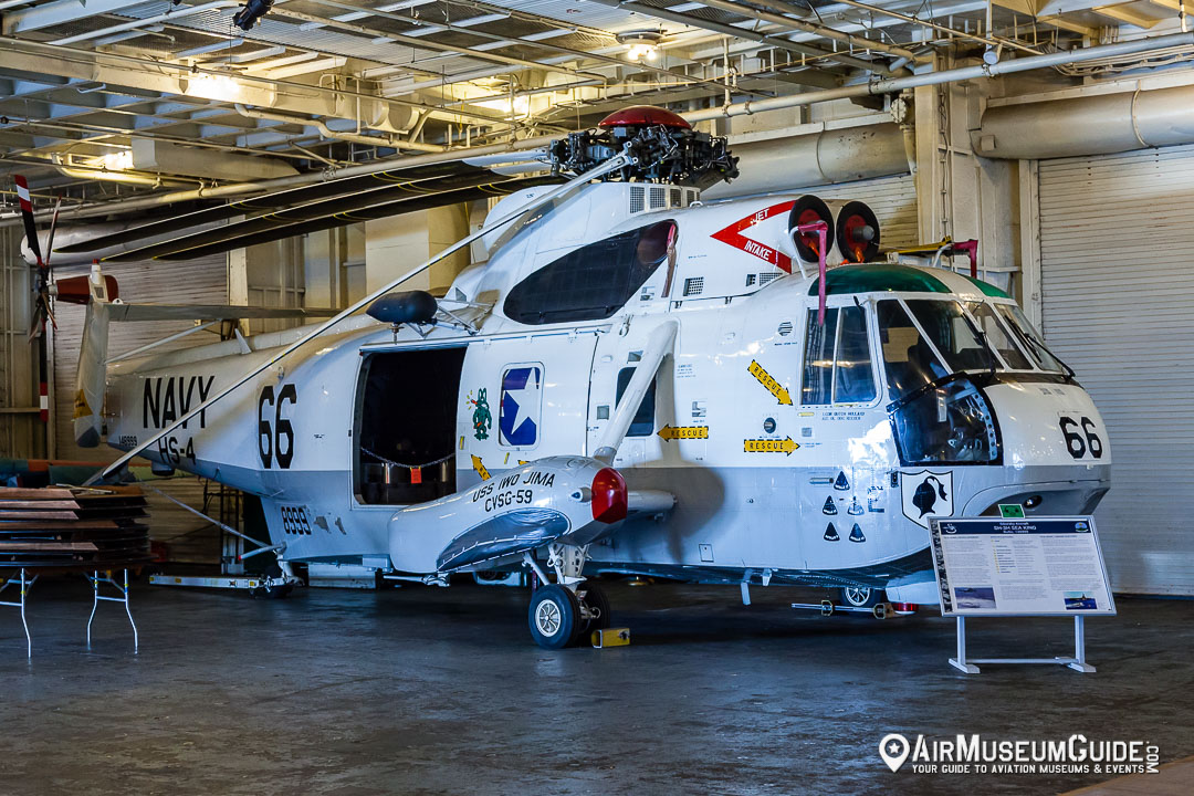 Sikorsky SH-3H SeaKing