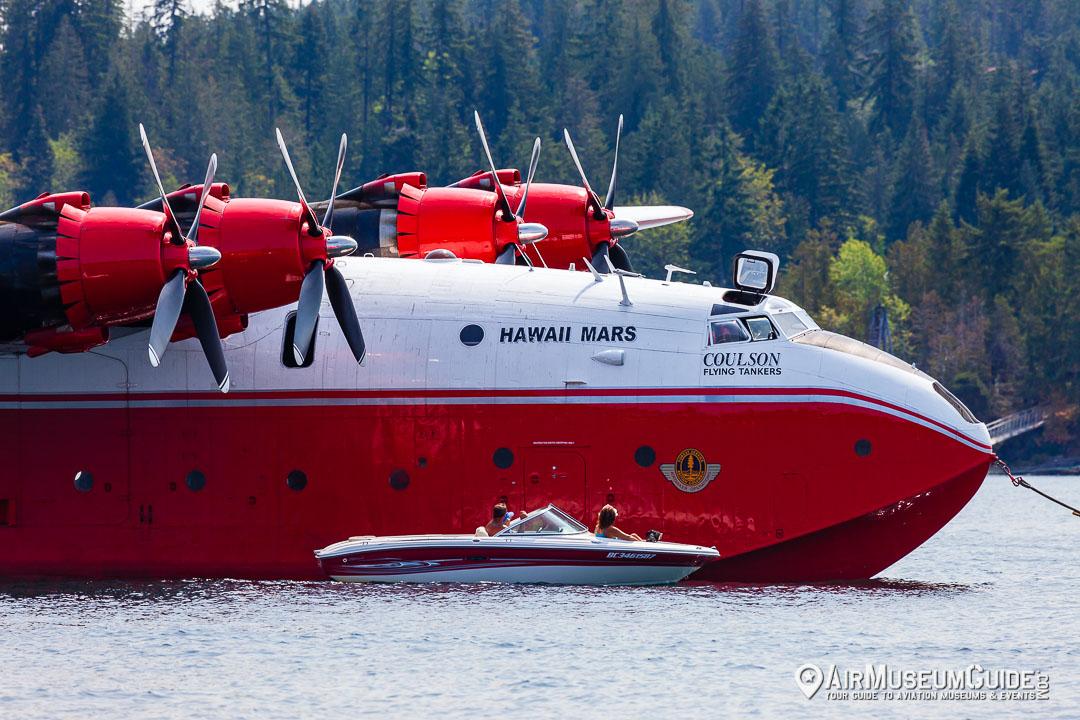 Martin JRM-1 Hawaii Mars II - BuNo 76823