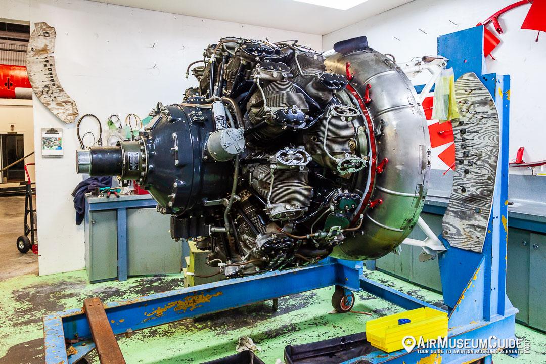 Wright R-3350 Duplex-Cyclone engine