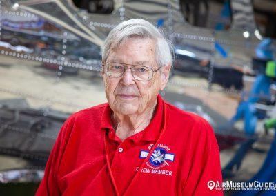 Docent Paul Payne - B-17 Alliance Foundation Museum