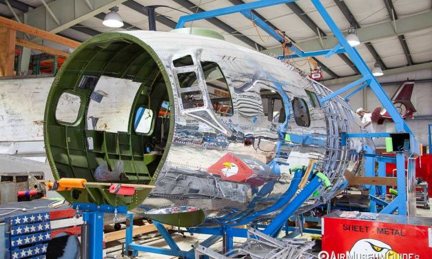 B-17 Alliance Foundation Museum & Restoration Hangar